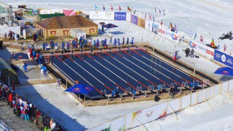 Mistrovství světa v zimním plavání 2016, Tyumen, Sibiř