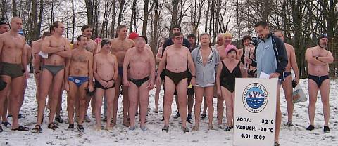 Foto ze Křtu otužilců 2009